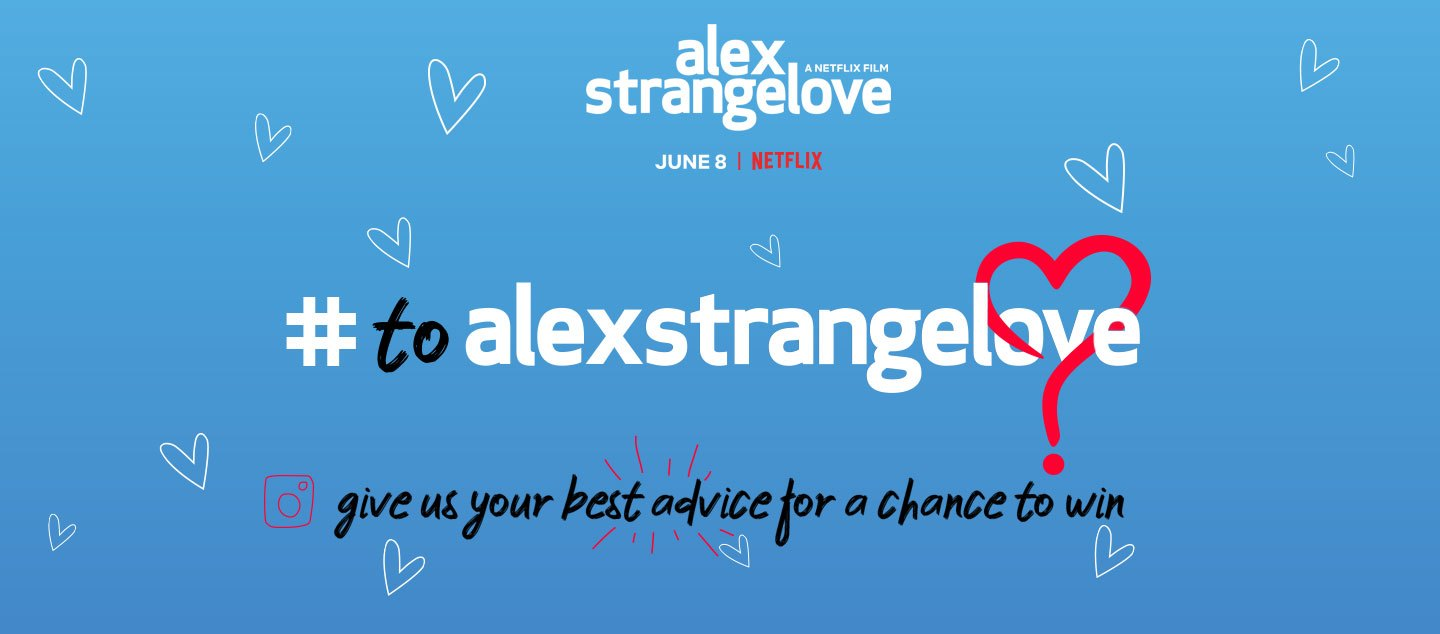 To Alex Strangelove with Love
