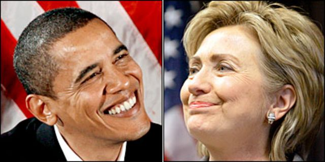 Clinton, Obama Gay For Gay Pride Month