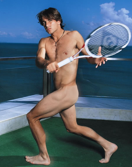 Tommy Robredo Cares About Your Balls, Butt