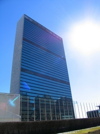 United Nations Goes Gay!