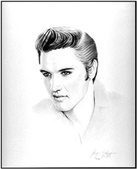 Elvis' Virile Degeneracy Has Left The Patent Office