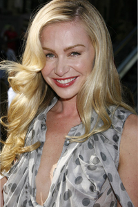 Portia Dyking It Up on 'Nip/Tuck'
