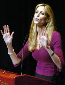 """Ann Coulter"" Comes Out!"