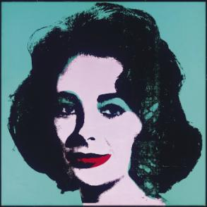Andy Warhol's 'Liz' Becomes Market Bellwether