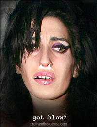 Amy Winehouse Plans Pre-Rehab Bash