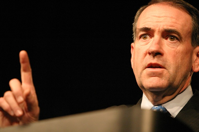 Huckabee Clears Up Civil Union Confusion