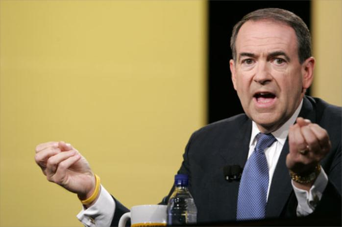 Mike Huckabee Still Thinks Gays Are Aberrant