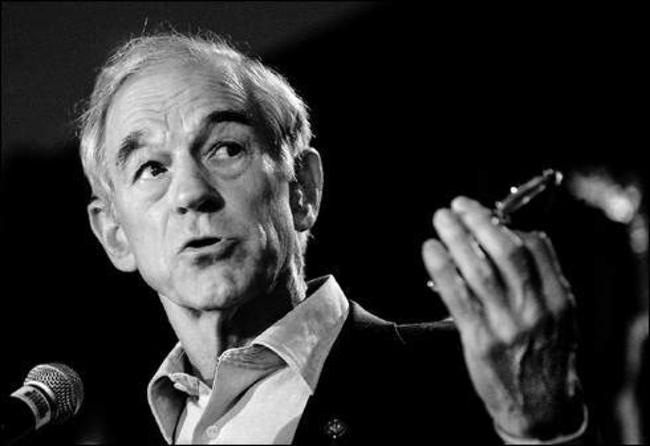 Ron Paul On Gay Marriage