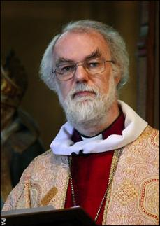 Rowan Williams Hid Gay Eucharist From London Bishop