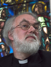 Rowan Williams Still Refuses Gay Bishop Robinson, Foe