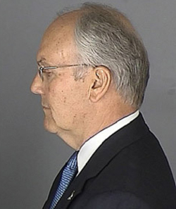 ACLU Fights For Larry Craig's Potty Rights