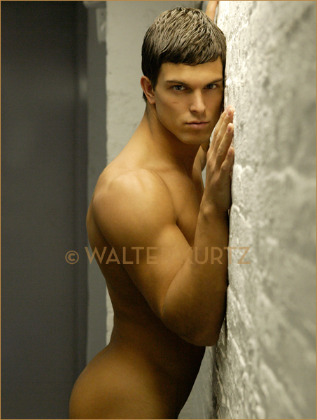 Michael Biserta: From Firefighter Gone Wild to Model