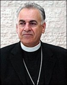 Jerusalem's Archbishop Opposes Anti-Gay Conf.