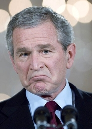 Breaking: George W. Bush Is A Liar