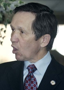 Federal Judge Forces Kucinich On MSNBC