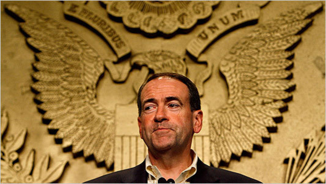 Christian Right Helps Huckabee In Michigan