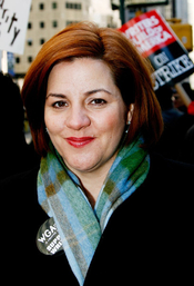 Christine Quinn Wants You To Get Tested