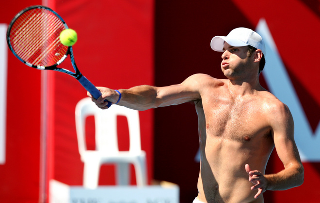 Roddick, Rest Prepare For Australia Open