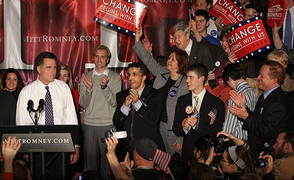 Mitt Romney Wins Michigan