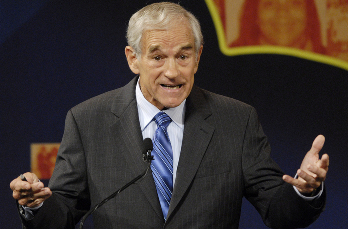 Ron Paul's Anti-Gay Letters Make Us Limp