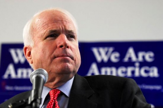 Burning Questions: McCain Edition