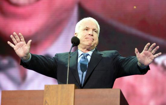 McCain's Tops For GOP, Dems Still Split