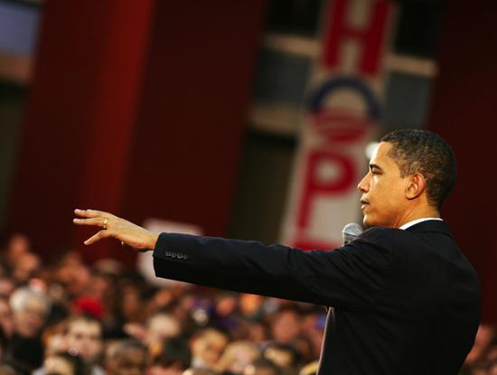 Obama, Clinton Fight Over Edwards' Gays