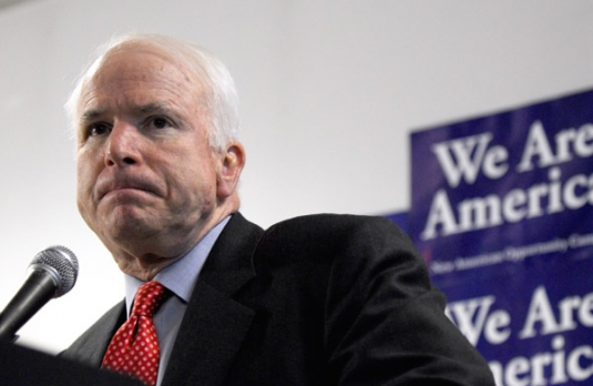 "McCain In 2004: Another Run ""Unlikely"""