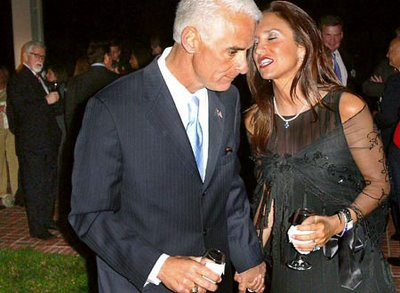 Crist Gal Gets Politically Convenient Upgrade