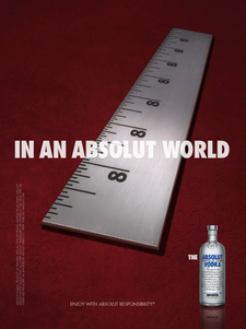 Absolut Ads Play For The Gays