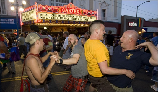 Past Resonates In Gay Marriage Win