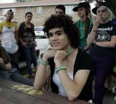 Students Rally For Trans Student