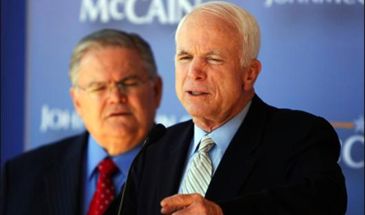 McCain Denounces Hagee, Who Rescinds Endorsement, Anyway