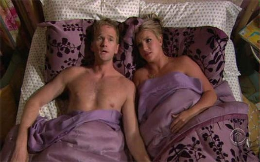 Neil Patrick, Britney Hit The Bed