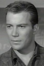 "Young Shatner Sees No ""Gay"""