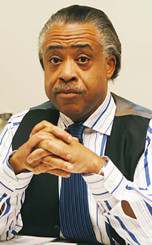 Al Sharpton Did Not Out Anderson Cooper, Says Al Sharpton