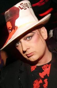 State Department Weighing Boy George
