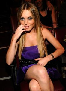 Lohan Planning Come Out?