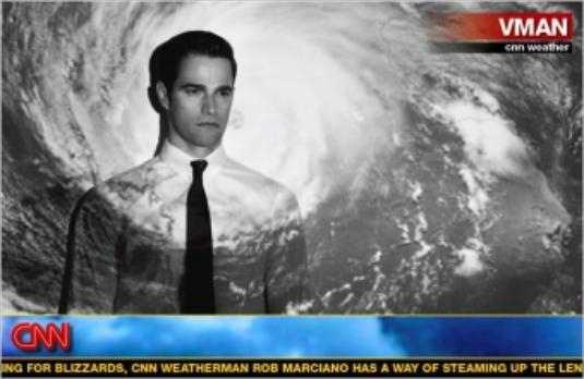 Rob Marciano Gives Us A Warm Front