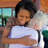 "Liz Smith Seeks ""Adorable"" Michelle Obama"