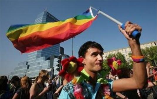 Europe Seized By Gay Pride Madness!