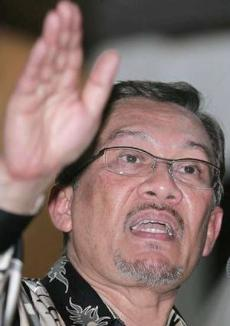 """Malaysian Opposition Leader Arrested For """"Sodomy"""""""