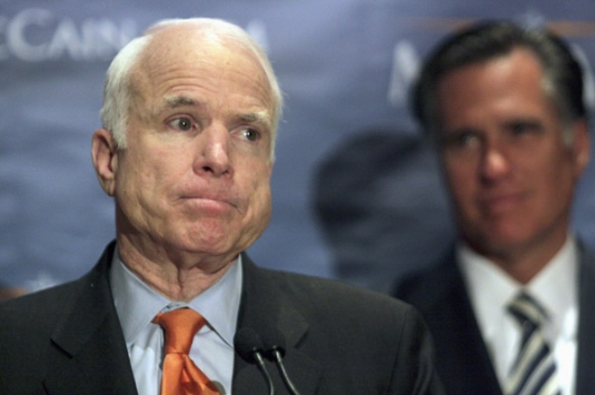Evangelicals Come Out Against McCain/Romney Ticket