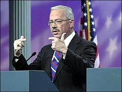 Bob Barr Explains Gay Evolution