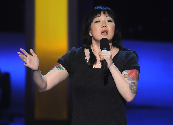 Margaret Cho Hangs Out