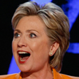 Hillary Wows Convention Crowd!