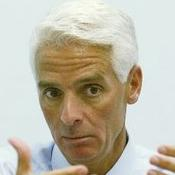 """Chuck Todd Calls Out Charlie Crist's """"Engagement"""""""