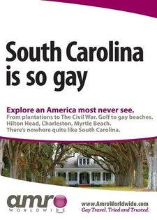 "SC Tourism Gave ""So Gay"" PR-Related Green Light"