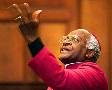 Tutu To Anglicans: Stop The Gay Obsession