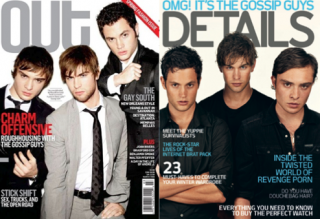 Chace Crawford A Cover Diva?